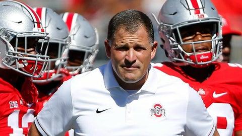 Greg Schiano, Ohio State defensive coordinator