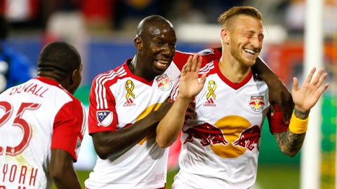New York Red Bulls vs. Montreal Impact (4 pm)