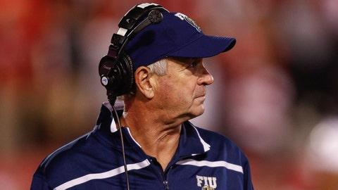 Ron Turner, Florida International (fired) (salary: $610,731)