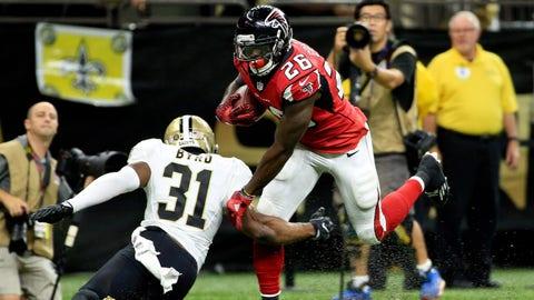 December 24: Atlanta Falcons at New Orleans Saints, 1 p.m. ET