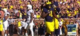 (4) Michigan whips Penn State in 49-10 blowout win