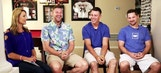 Archie Bradley's home tour:  The roommates