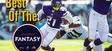 FOX Sports Fantasy Podcast: Vikings RBs on waiver wire