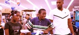 Mavs Insider: Shopping With Wes
