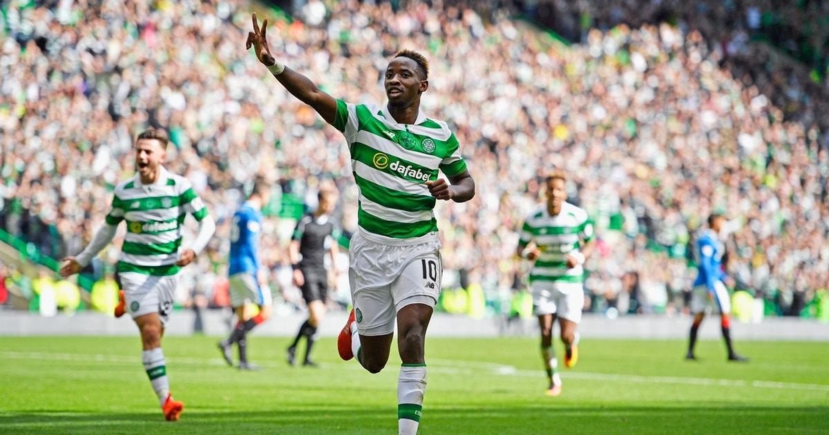 Celtic Vs Rangers 2016 17 Scottish Premiership