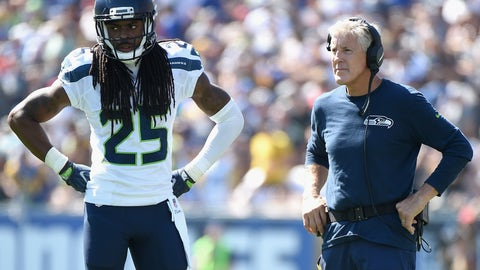 Defensive prowess: Carroll