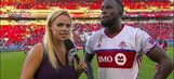 Altidore after draw with New York Red Bulls: 'I think we are a force to be reckoned with""