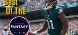 FOX Sports Fantasy Podcast: fantasy value of Jordan Matthews Monday night
