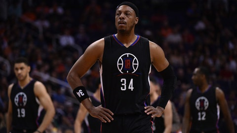 "Los Angeles Clippers: Some of MJ's ""Secret Stuff"" for Paul Pierce"