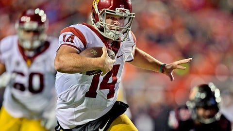 Sam Darnold will lead USC to at least one Pac-12 title while he's at quarterback
