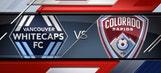 Vancouver Whitecaps vs. Colorado Rapids | 2016 MLS Highlights
