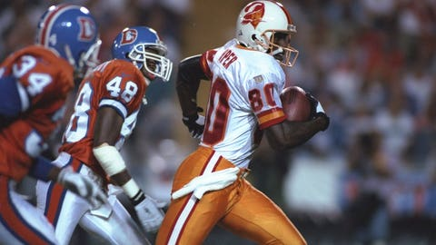 Tampa Bay Buccaneers: WR Alvin Harper (1995)