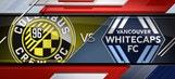 Columbus Crew vs. Vancouver Whitecaps | 2016 MLS Highlights