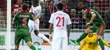 Modeste gives Koln 1-0 lead against SC Freiburg   2016–17 Bundesliga Highlights