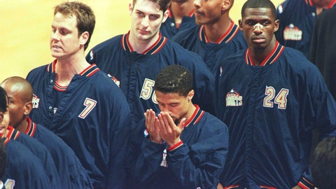 Mahmoud Abdul-Rauf (2017 pick: New York Knicks)