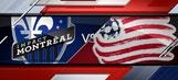 Montreal Impact vs. New England Revolution   2016 MLS Highlights