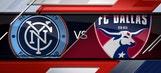 New York City FC vs. FC Dallas | 2016 MLS Highlights