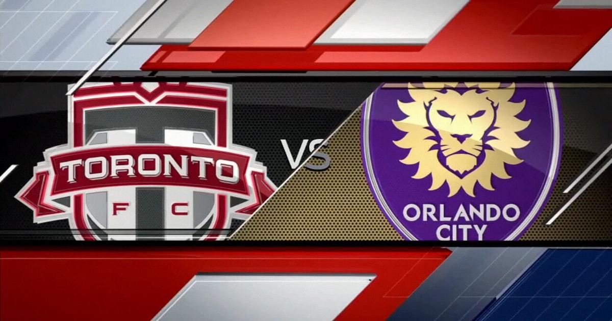 Toronto Fc Vs Orlando City Sc 2016 Mls Highlights Fox