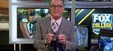 Mike Pereira breaks down LSU's touchdown vs. Auburn that never was
