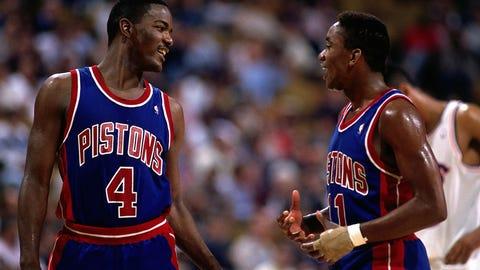 Detroit Pistons: Isiah Thomas