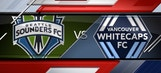 Seattle Sounders vs. Vancouver Whitecaps | 2016 MLS Highlights
