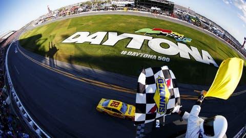 Daytona 500 victory