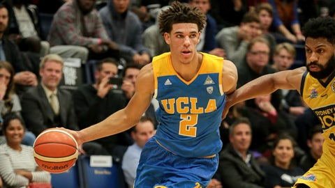 Lonzo Ball, PG, UCLA