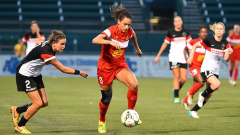 Lynn Williams, forward (WNY Flash)