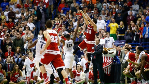 Wisconsin (Big Ten champs)