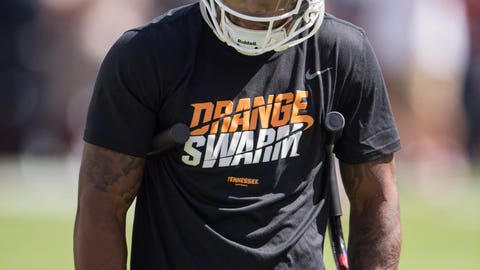 Cameron Sutton (fractured ankle - no timetable for his return)