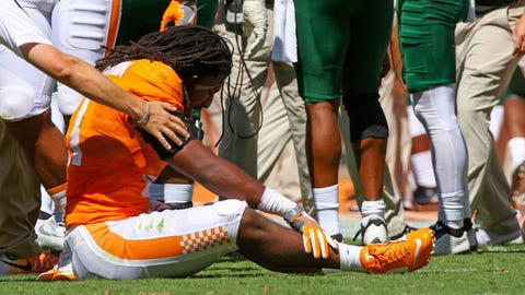 Jalen Reeves-Maybin (shoulder - out for the season)