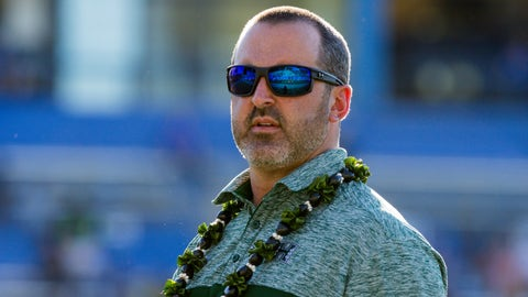 Hawaii Bowl: Hawaii vs. Middle Tennessee State, Saturday, Dec. 24th, 8:00 p.m. ET