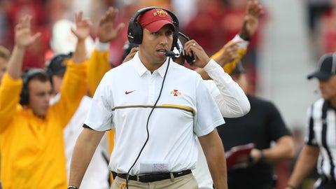 Matt Campbell, Iowa State ($2,000,000)