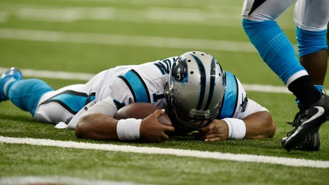 Cardinals (+3) over PANTHERS (Over/under: 47.5)