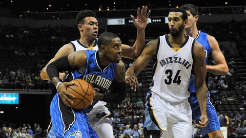 Orlando Magic: C.J. Watson, 32