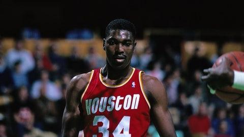 1995 Hakeem Olajuwon