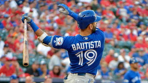 Only if it were worth $150M: Jose Bautista, Blue Jays
