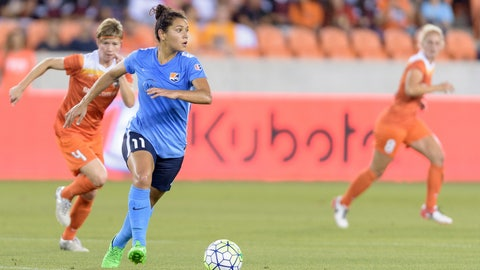 Rookie of the Year: Raquel Rodriguez, Sky Blue FC