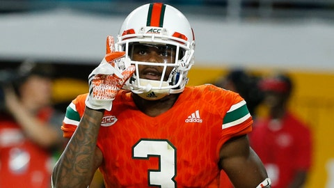 Pinstripe Bowl: Miami vs. Maryland