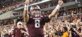 Unbeaten Texas A&M climbs in latest AP Top 25 poll