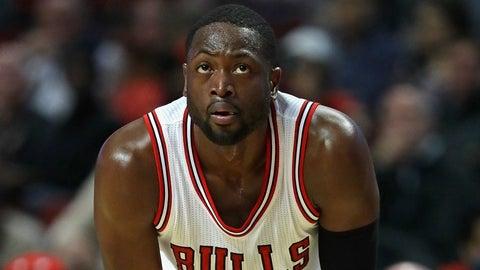 Chicago Bulls OVER 38.5