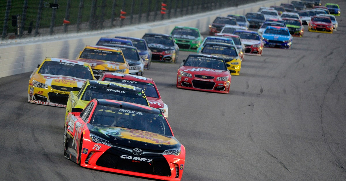 Who 39 s the best chase driver at kansas speedway fox sports for Kansas motor speedway tickets