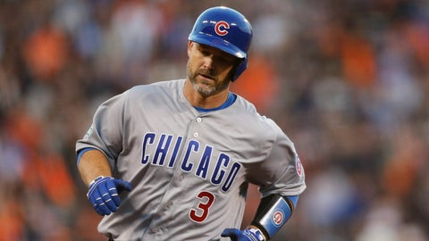 David Ross has rediscovered the fountain of youth