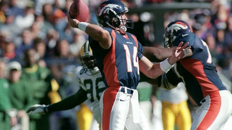 1999 Denver Broncos (1-4)