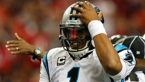 2016 Carolina Panthers (1-4)