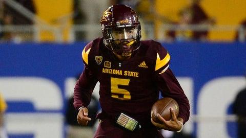 Upset Special: Arizona State (+13.5) at Colorado