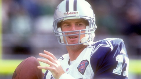 Thanksgiving Day – Nov. 24, 1994: Cowboys 42, Packers 31