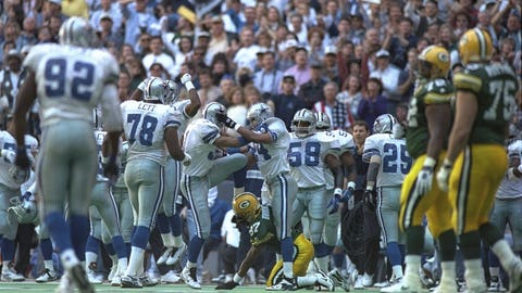 NFC title game – Jan. 14, 1996: Cowboys 38, Packers 27