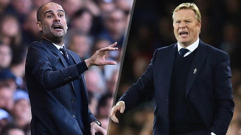 Saturday: Manchester City vs. Everton