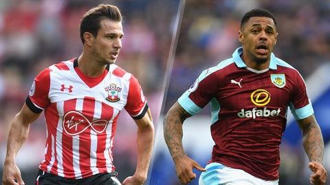 Sunday: Southampton vs. Burnley